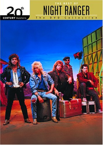 Night Ranger: 20th Century Masters: Best Of DVD Collection DVD Image