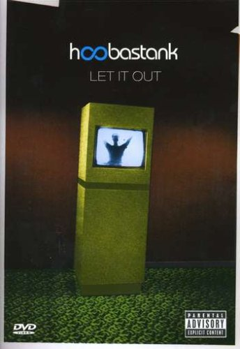 Hoobastank: Let It Out DVD Image