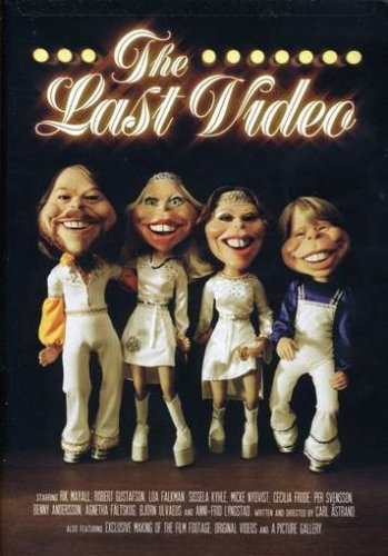 Abba - The Last Video DVD Image