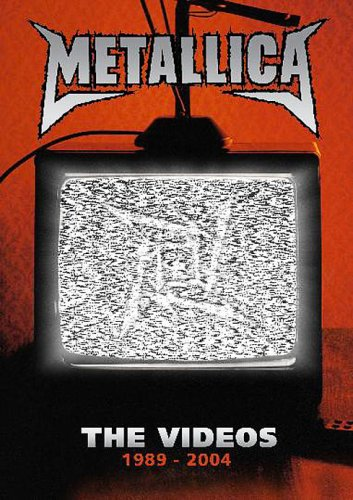 Metallica: Best Of The Videos 1984-2004 DVD Image
