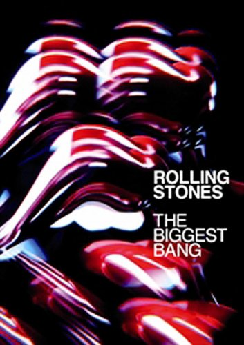 Rolling Stones: The Biggest Bang DVD Image