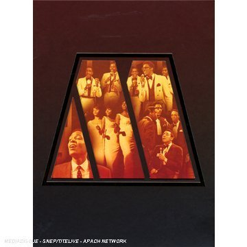 Motown-the Collection DVD Image