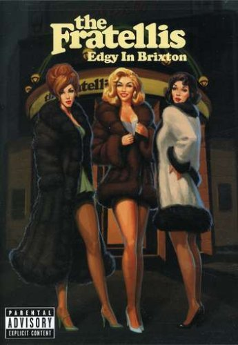 Edgy in Brixton DVD Image
