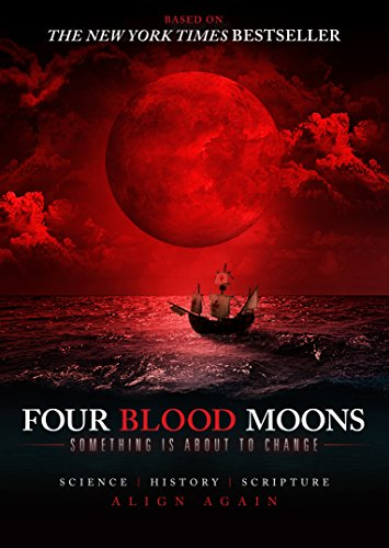 Four Blood Moons DVD Image