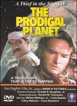 The Prodigal Planet DVD Image