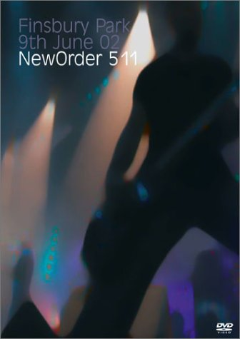 New Order - 511 DVD Image