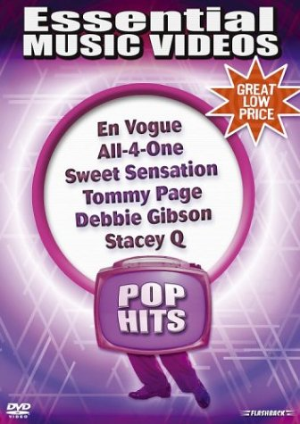 Essential Music Videos: Pop Hits DVD Image
