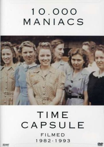 10,000 Maniacs: Time Capsule DVD Image