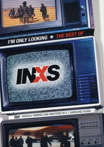 I'm Only Looking - The Best of INXS DVD Image