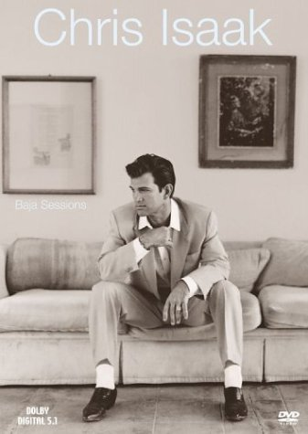 Chris Isaak: Baja Sessions DVD Image