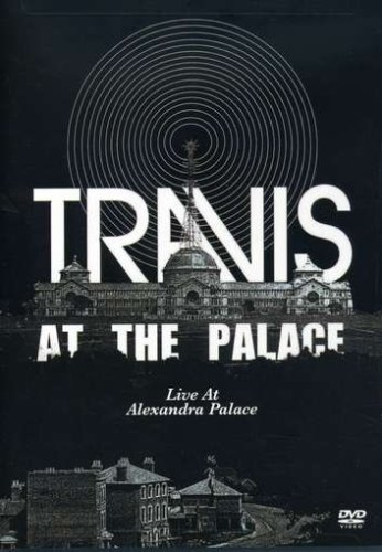 Travis at the Palace DVD Image