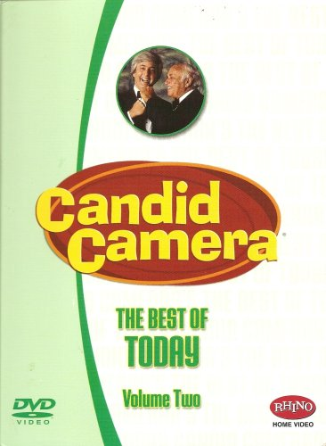 Candid Camera the Best of Today Volume Two DVD Image