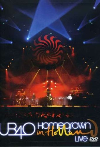 UB40 - Homegrown in Holland Live DVD Image