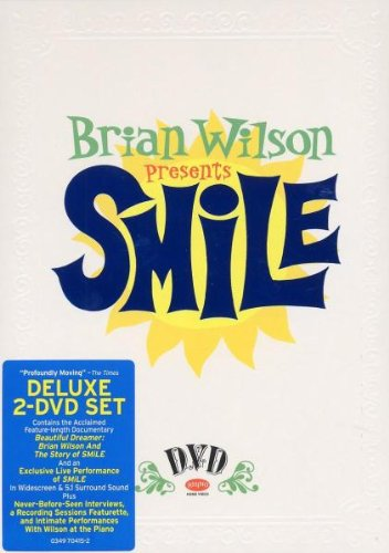 Brian Wilson presents SMiLE DVD Image