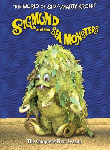 Sigmund & The Sea Monsters - First Season DVD Image