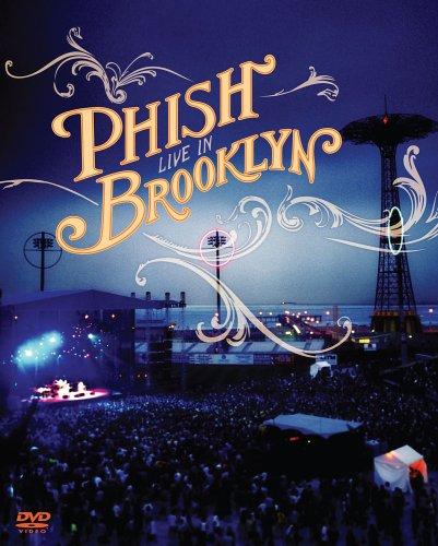 Phish - Live in Brooklyn DVD Image