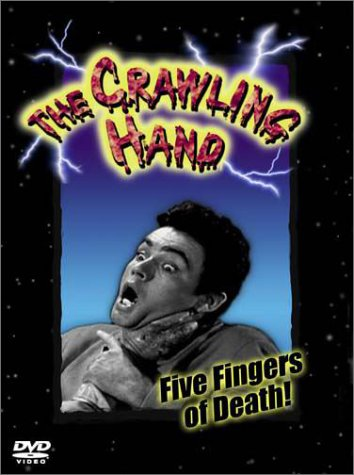 The Crawling Hand DVD Image