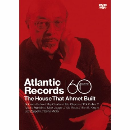 Atlantic Records: The House That Ahmet Built DVD Image