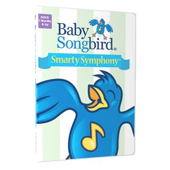 Baby Songbird: Smarty Symphony DVD Image