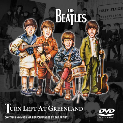 Beatles: Turn Left at Greenland DVD Image
