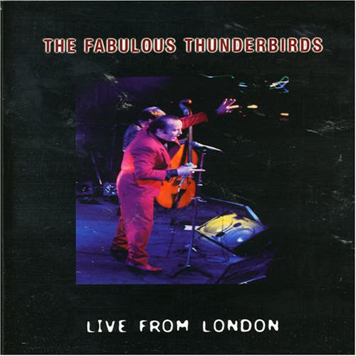 Live from London DVD Image