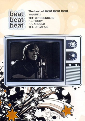 Beat! Beat! Beat!: The Best Of Beat! Beat! Beat!, Vol. 2: Eclectic Collection: Mindbenders / P.J. Proby / ... DVD Image