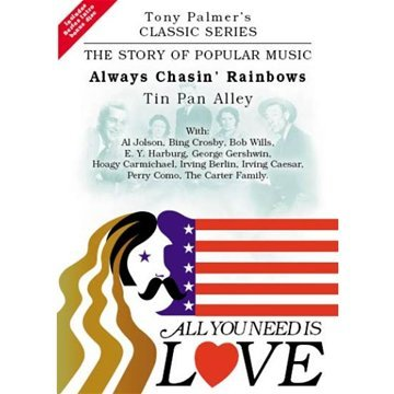 All You Need Is Love, Vol. 6: Always Chasing Rainbows: Tin Pan Alley DVD Image