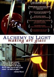 Alchemy in Light: Making Art Glass DVD Image