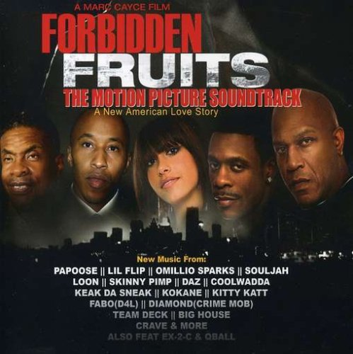 Forbidden Fruits The Motion Picture Soundtrack DVD Image