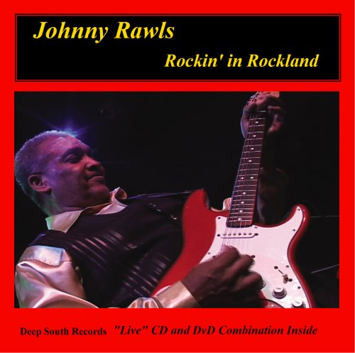 Johnny Rawls: Rockin' In Rockland (DVD/CD Combo) DVD Image