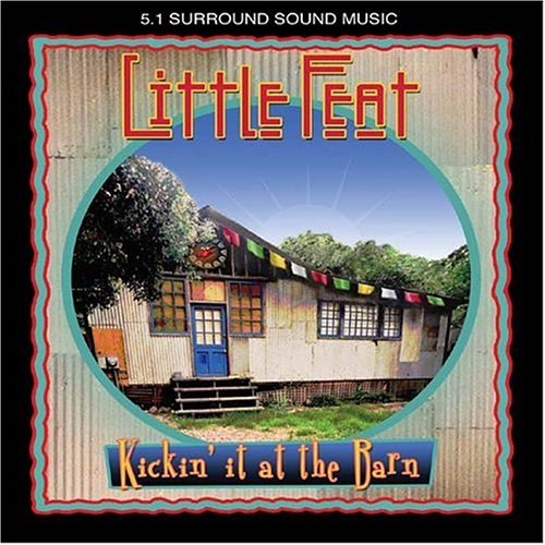 Little Feat: Kickin' It at the Barn DVD Image