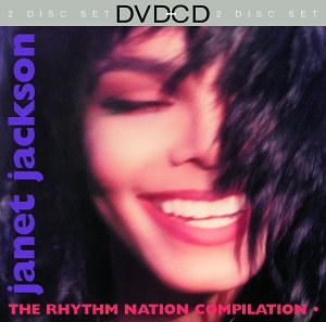 Janet Jackson: Rhythm Nation 1814 / Rhythm Nation Compilation (DVD/CD Combo) DVD Image