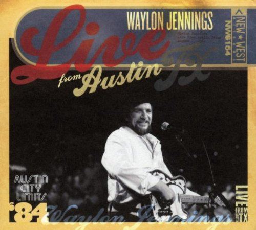 Live from Austin, TX '84 [CD/DVD] DVD Image