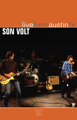 Son Volt - Live from Austin, TX DVD Image