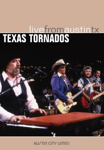 Texas Tornados - Live From Austin Tx DVD Image