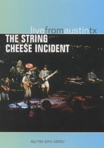 String Cheese Incident: Live From Austin, Texas: Austin City Limits DVD Image