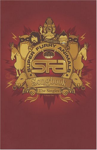 Super Furry Animals - Songbook/Singles, Vol. 1 DVD Image