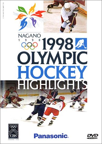 1998 Olympic: Hockey Highlights DVD Image