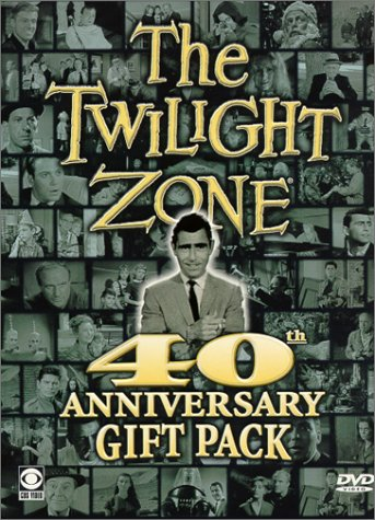 The Twilight Zone: 40th Anniversary Gift Pack DVD Image