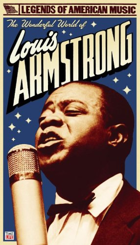 Wonderful World of Louis Armstrong (W/Dvd) DVD Image