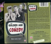 the golden age of comedy DVD Image