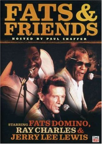 Fats and Friends DVD Image