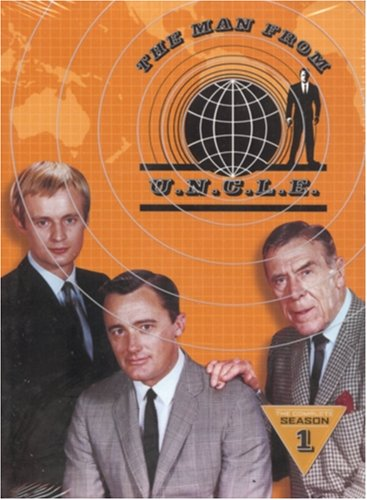 The Man From U.N.C.L.E: the Complete Season 1 DVD Image