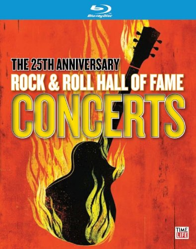 The 25th Anniversary Rock & Roll Hall Of Fame Concerts [Blu-ray] DVD Image