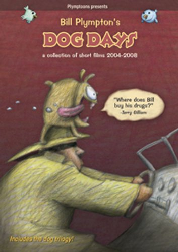 Bill Plympton's Dog Days: A Collection DVD Image