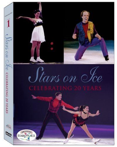 Stars on Ice, Vol. 1 - Celebrating 20 Years DVD Image