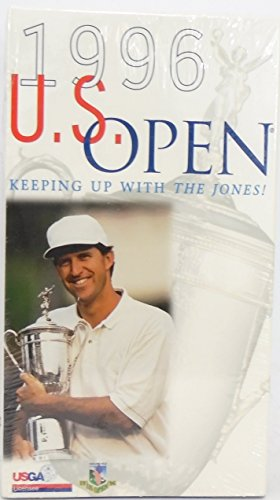 1996 U.S. Open: Keeping Up With the Jones! DVD Image