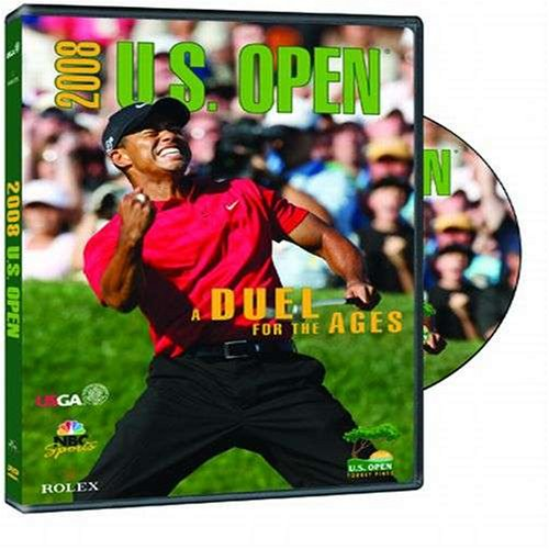 2008 U.S. Open: A Duel for the Ages DVD Image