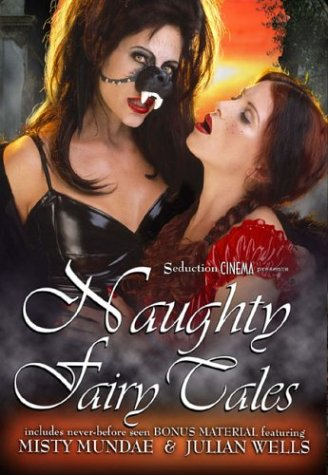 Naughty Fairy Tales DVD Image