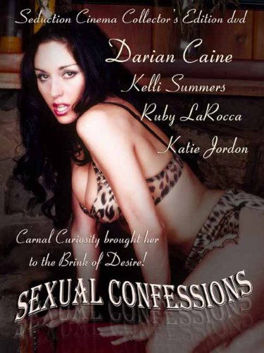 Sexual Confessions DVD Image
